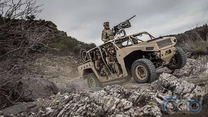 DAGOR боевой автомобиль пехоты