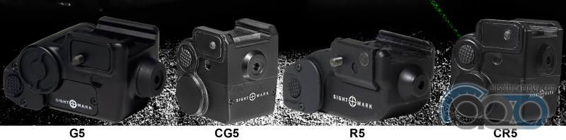 Sightmark Лазерны для пистолетов