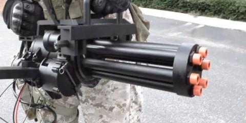 Чем стреляет страйкбольное оружие