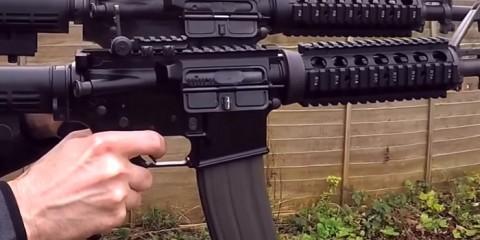 Битва винтовок Marui M4 VS GHK M4 GBB
