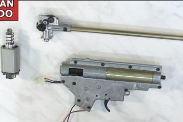 обзор gearbox king arms