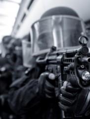 SWAT MP5