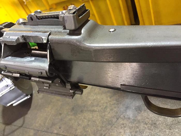 пулемет РПД страйкольный