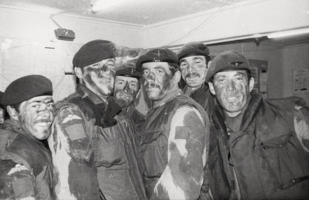 1976 год SAS