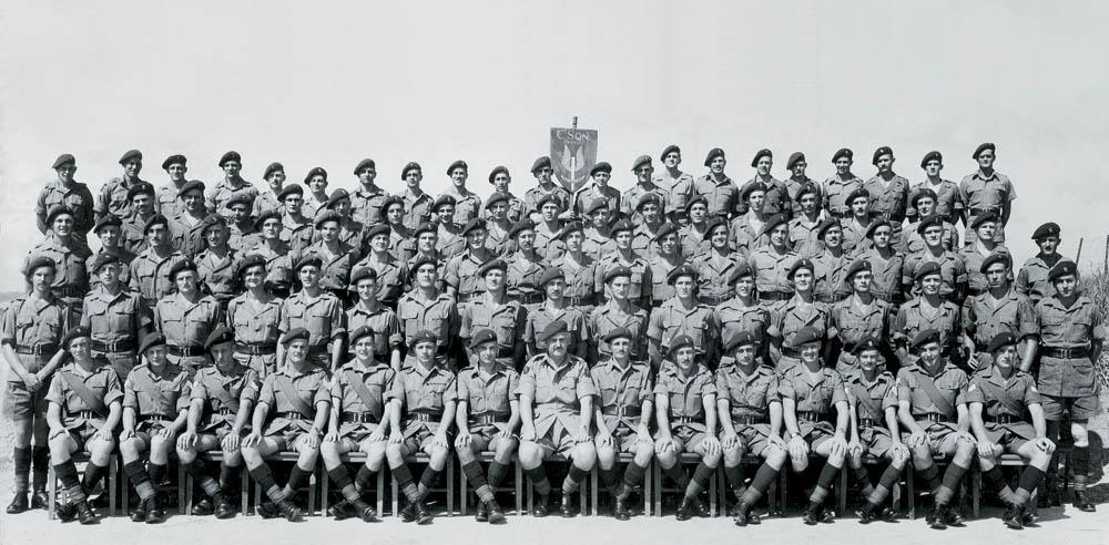 САС 1953 год 22 полк