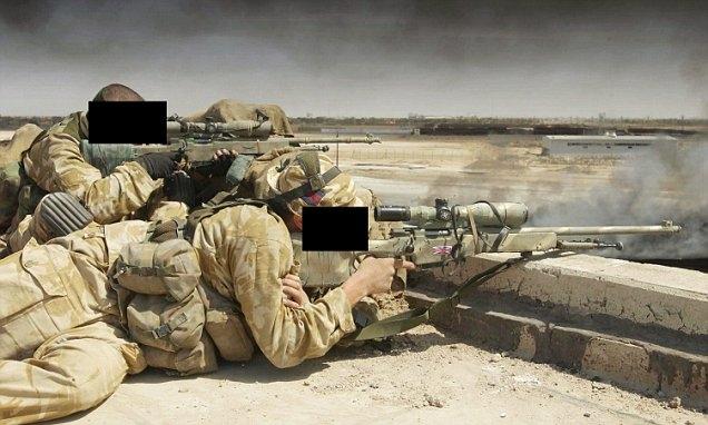 SAS вооружение