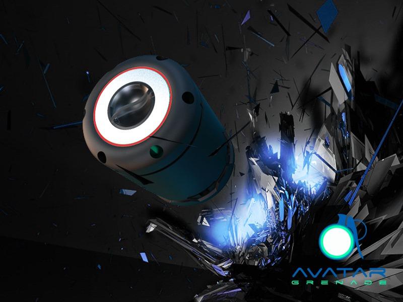 avatar grenade страйкбольная граната