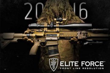 Каталог Elite Force 2016