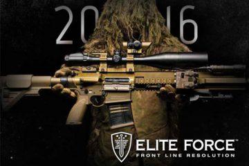 Каталог Elite Force 2016