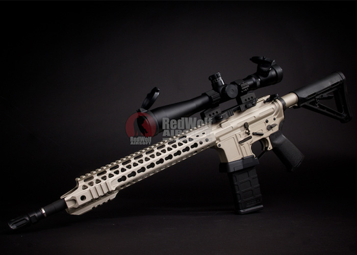 Airsoft Surgeon DOM 556 Custom GBB-R