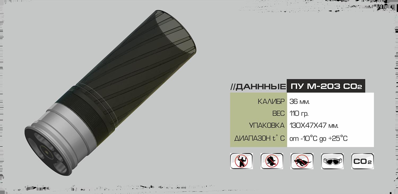 ПУ М-203, ГП-30