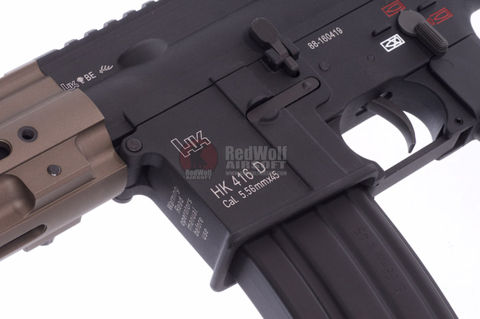 RWC Umarex SMR 416 Tactical AEG