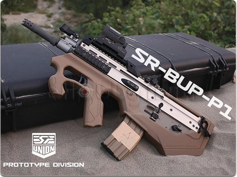 SRU SCAR L Prototype