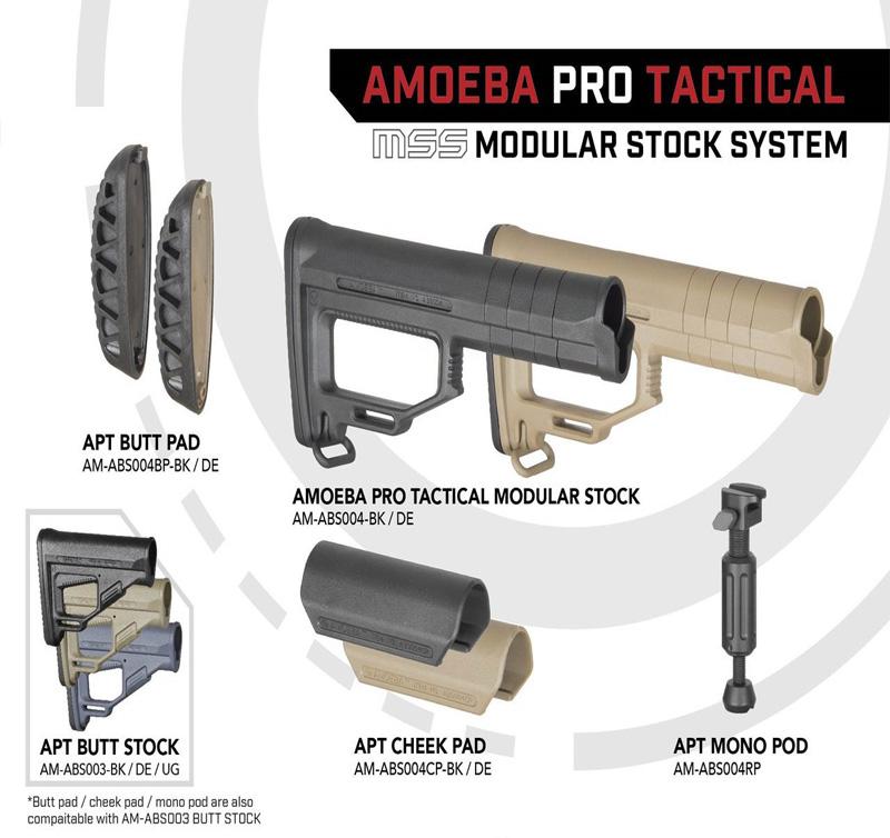 Amoeba Modular Stock System
