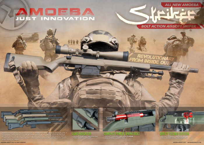Amoeba Striker Sniper AS-01