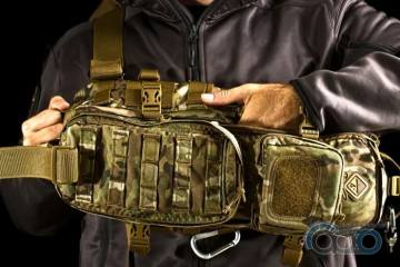 Рюкзак Hazard 4 Evac Plan B Sling Bag