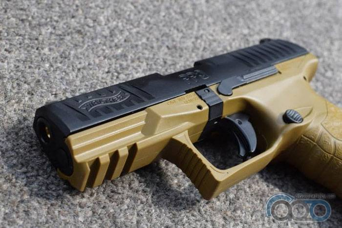 Walther PPQ M2 GBB от VFC