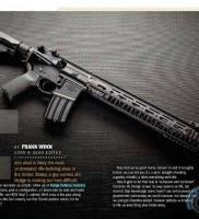 Журнал NRA American Warrior2