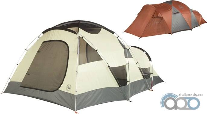 Палатка Big Agnes Flying Diamond 6