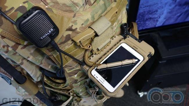 смартфон для военных