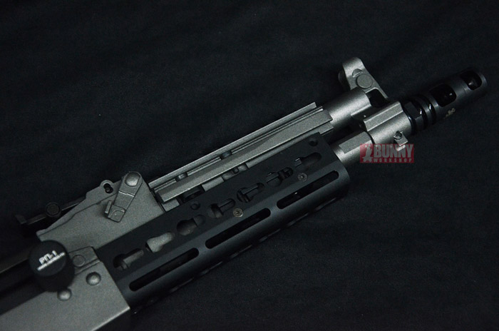 Bunny Workshop Tactical AK GBB CQB Rifle